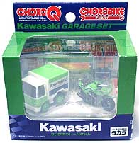 KAWASAKI GARAGE SET 01