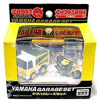 YAMAHA GARAGE SET 01