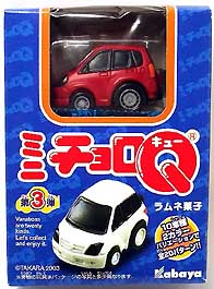 MINI CHORO HONDA Fit 001-02